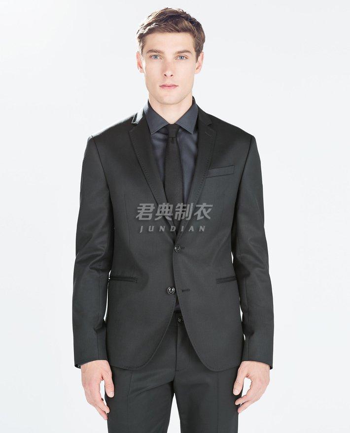 男士正装西服2