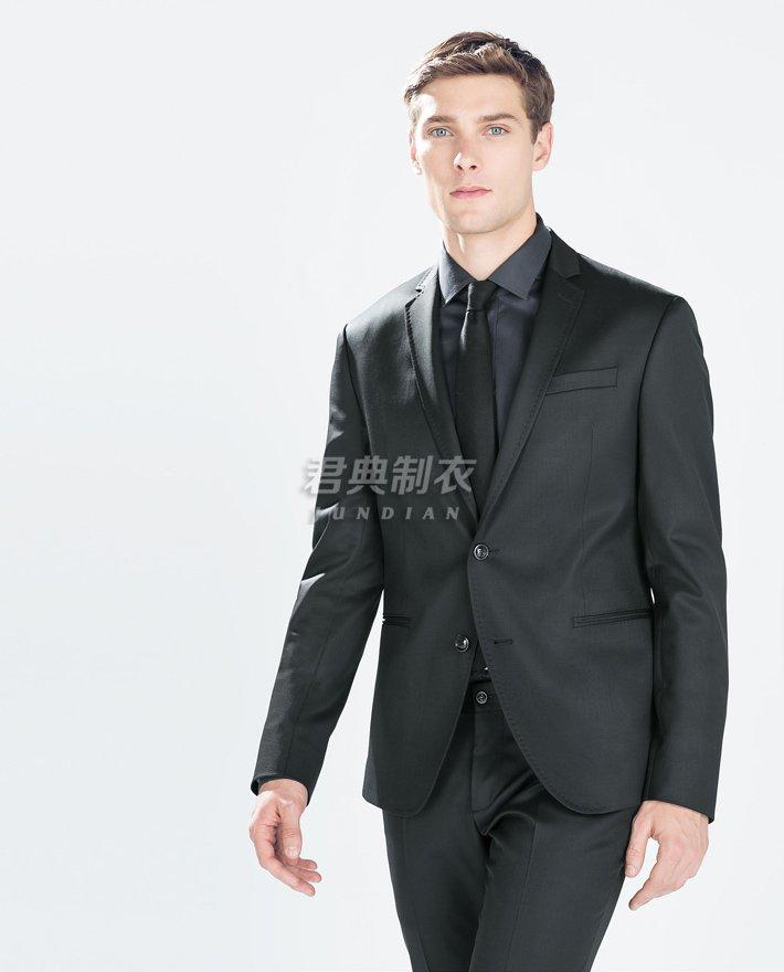 男士正装西服3