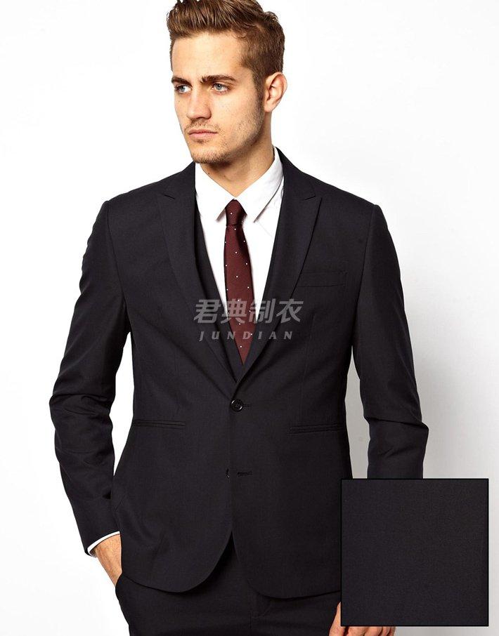男士西服套装1