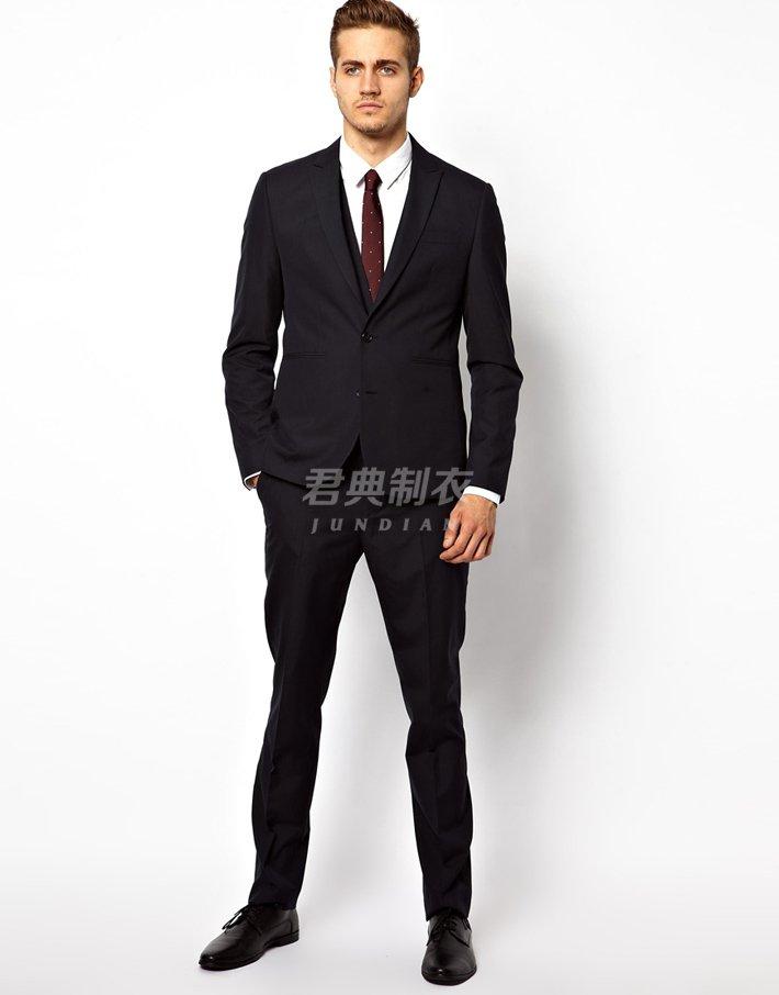 男士西服套装3