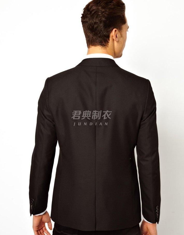 男士西服套装5
