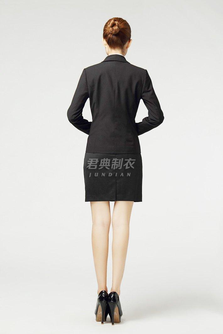 女士职业西装套裙7