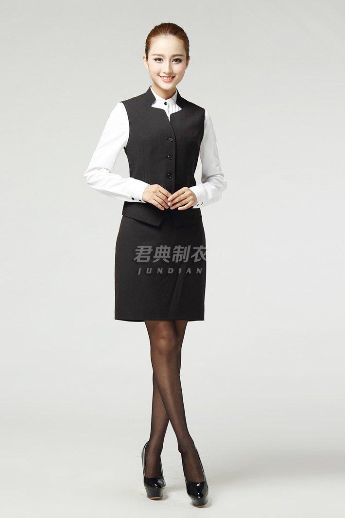 女士职业装套装2