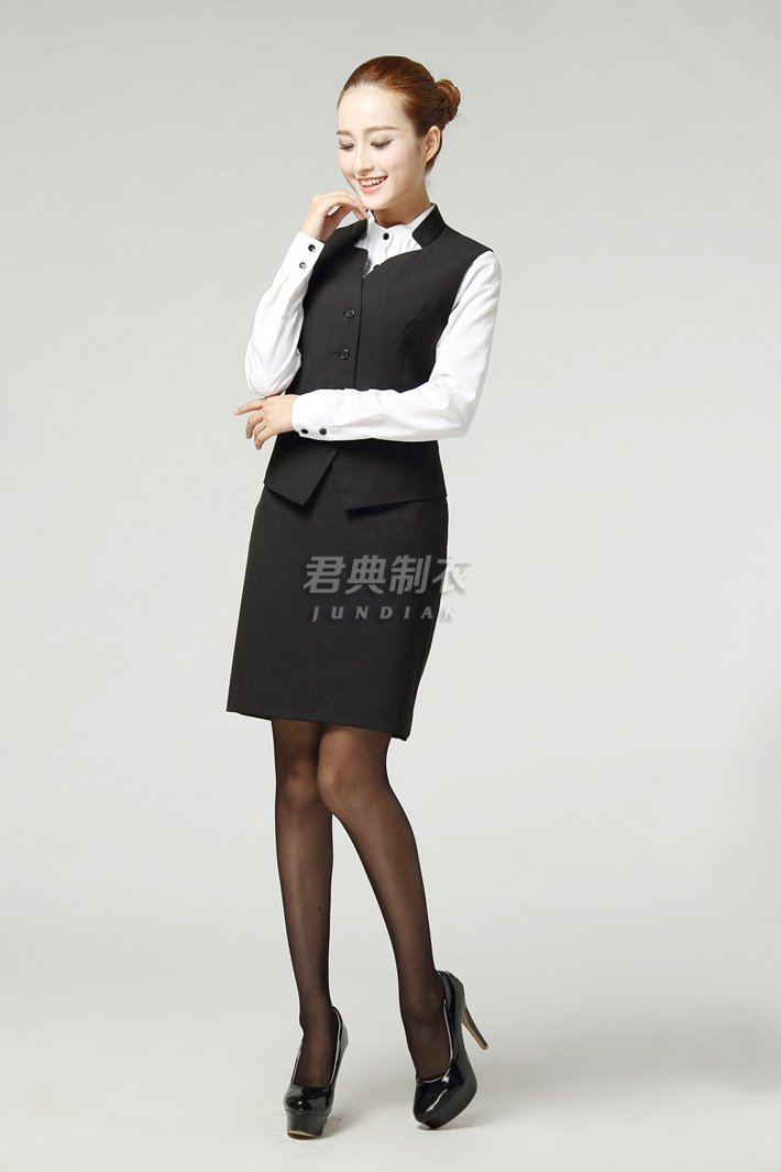 女士职业装套装3