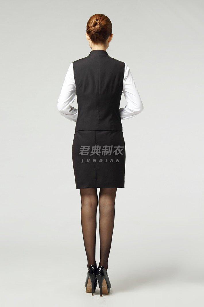 女士职业装套装7
