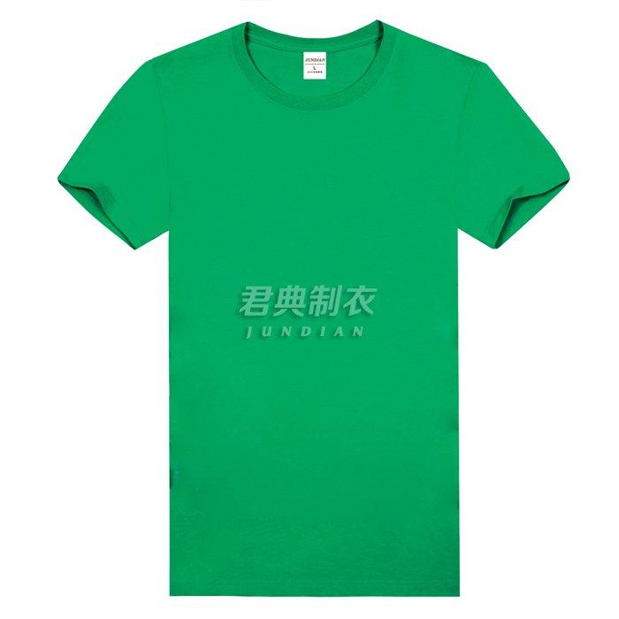 长绒精梳棉T恤6