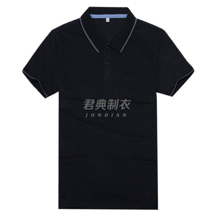 高档T恤衫宝黑色