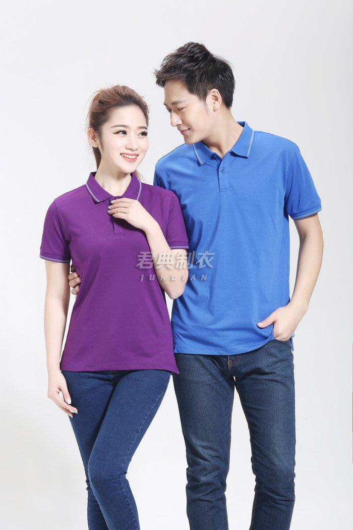 紫色T恤衫3